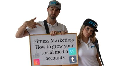 Fitness Marketing: How To Grow Your Social Media Accounts