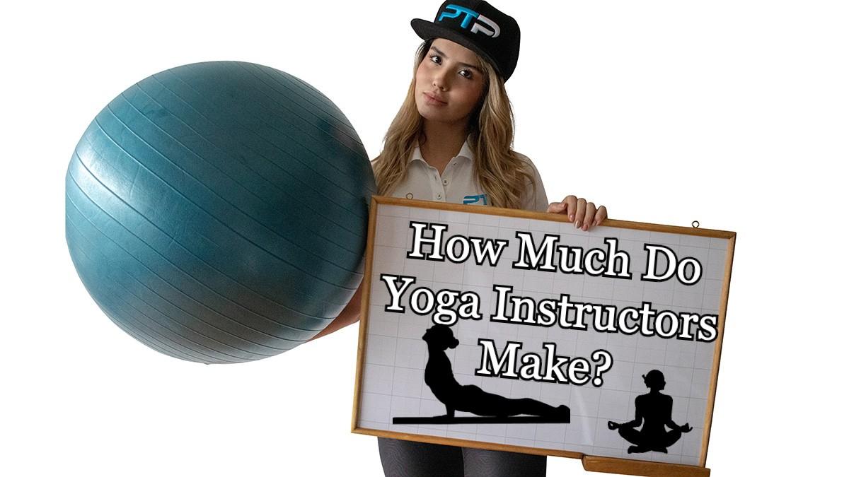 2020 Yoga Instructor Salary How Much Do Yoga Instructors Make