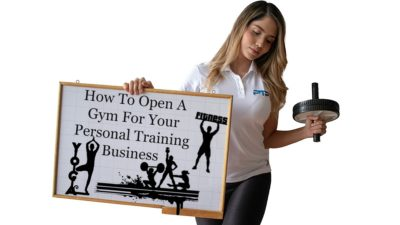 How To Open A Gym For Your Personal Training Business
