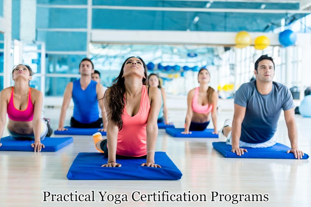 Practical Yoga Certification Programs
