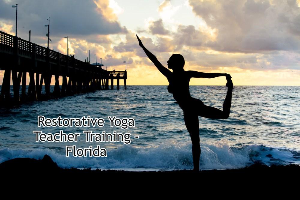 Restorative Yoga Teacher Training - Florida