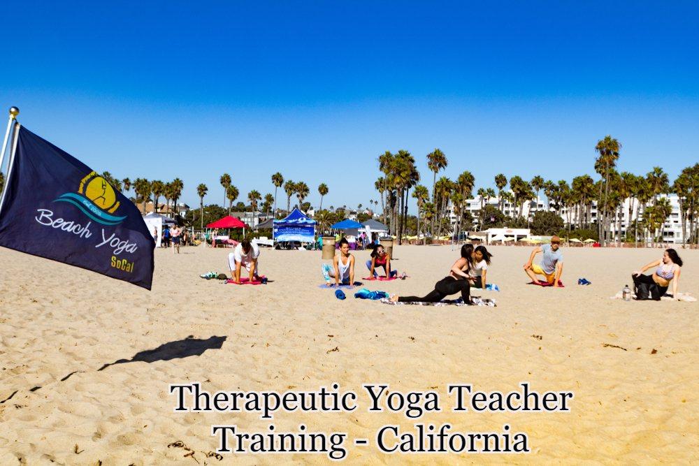 Therapeutic Yoga Teacher Training - California