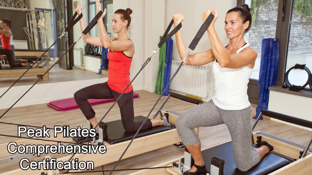 Peak Pilates Comprehensive Certification