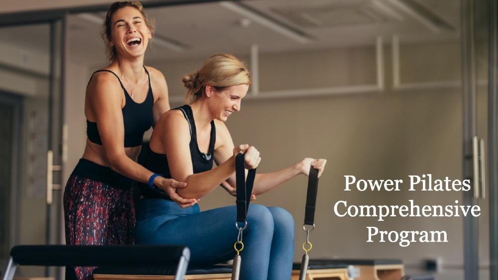 Power Pilates Comprehensive Program