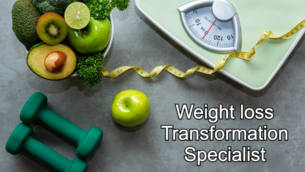 Weight loss Transformation Specialist