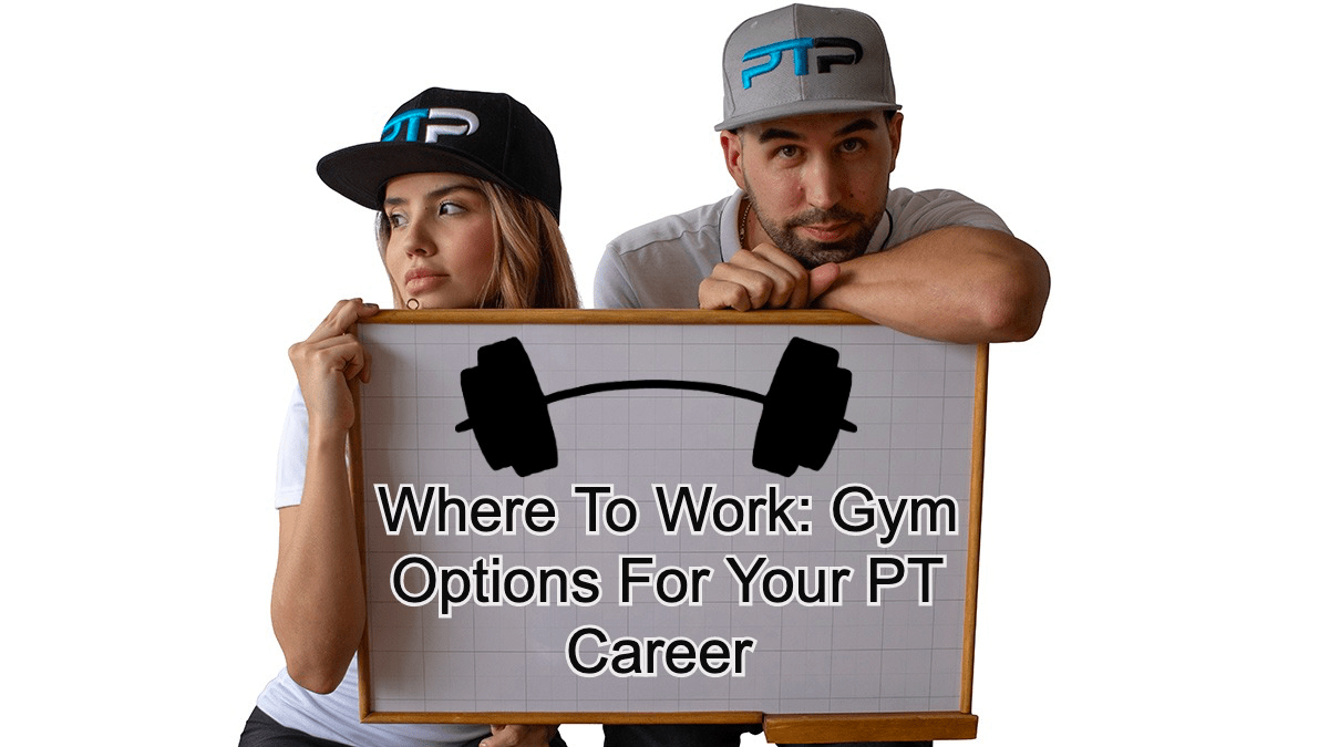 Gym Option for your PT career