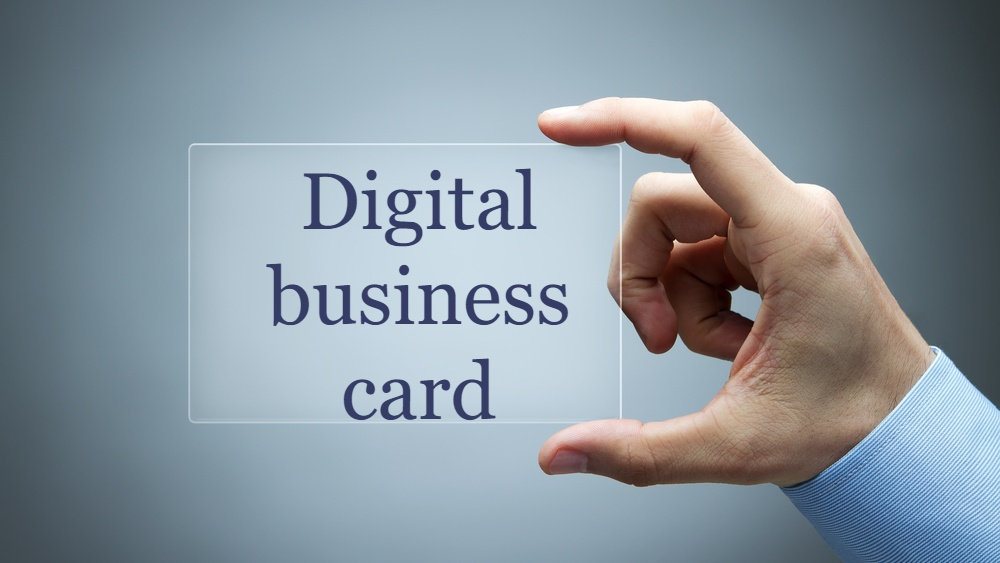 What Are Digital Business Cards? Are They Important?