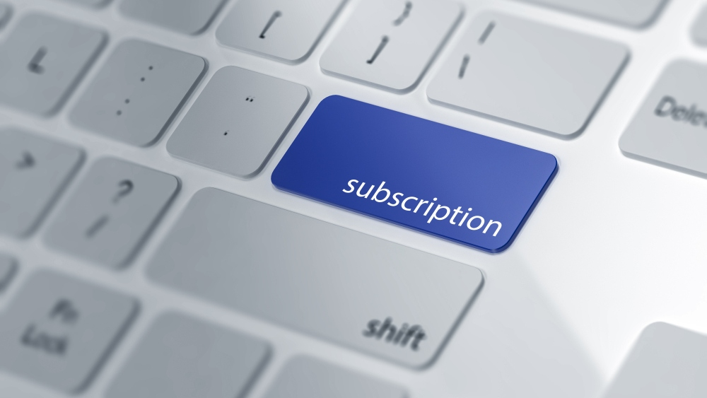Subscription-Based Pricing