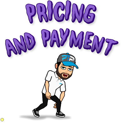 Pricing and Payment