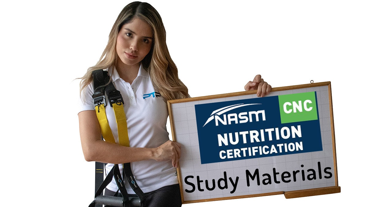 FREE NASM CNC Study Guide + NASM Practice Test + Flashcards