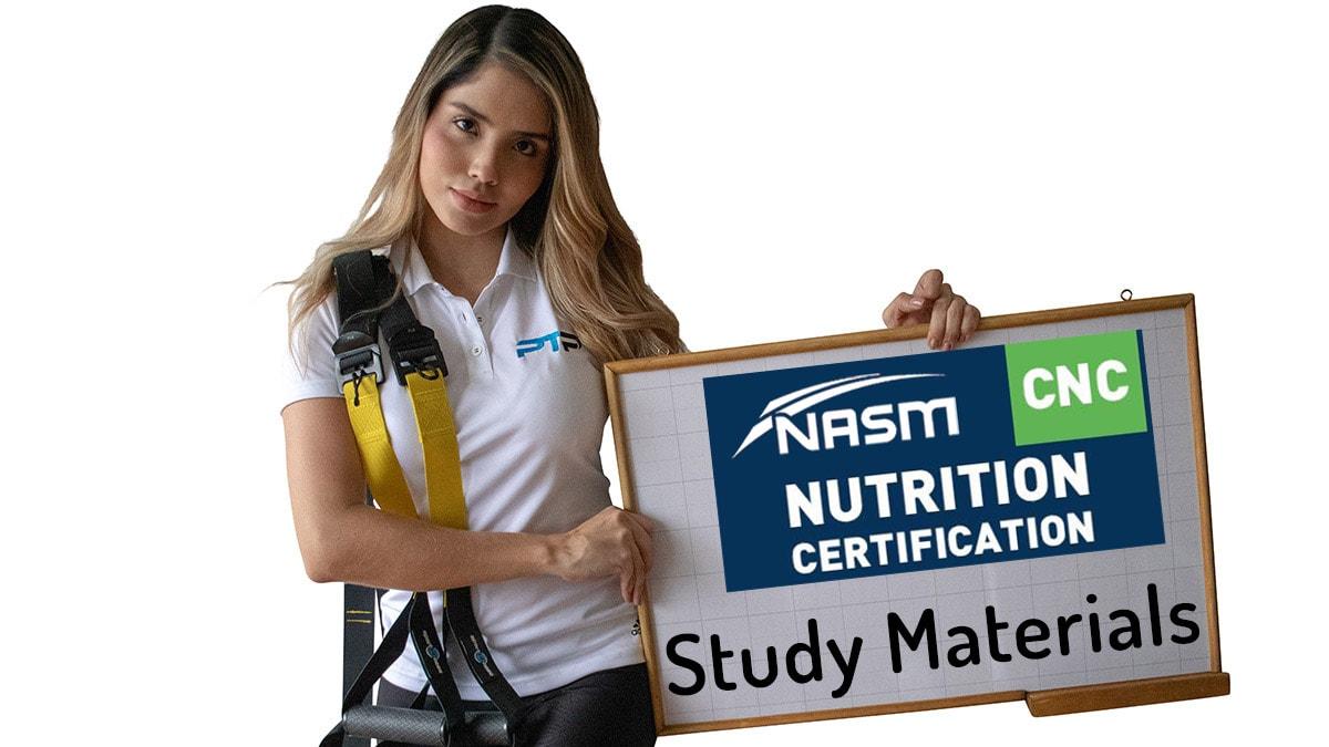 FREE NASM CNC Study Guide + NASM Practice Test + Flashcards