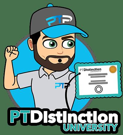 PT Distinction University