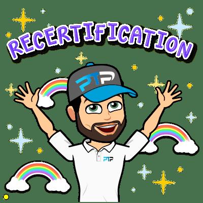 ISSA Recertification 1