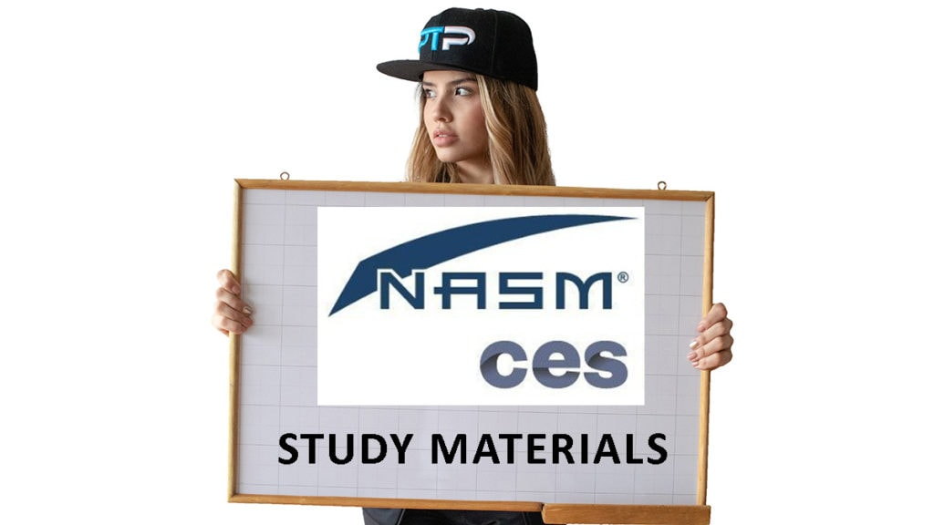 FREE NASM CES Study Guide + Practice Test + Flashcards