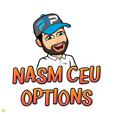 NASM Continuing Education Credit (CEU) Options in [year] 53