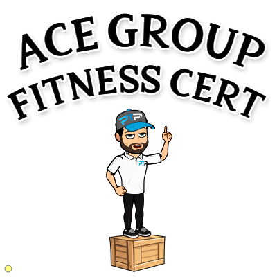 ACE group fitness cert
