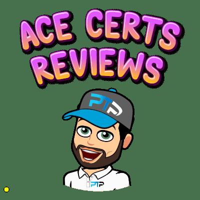 ACE Certifications Reviews - Advanced Certifications Comparison 55