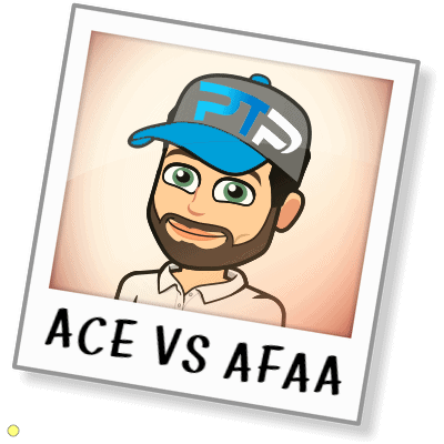 ACE vs AFAA [year] Which Training Cert comes out on top? 52