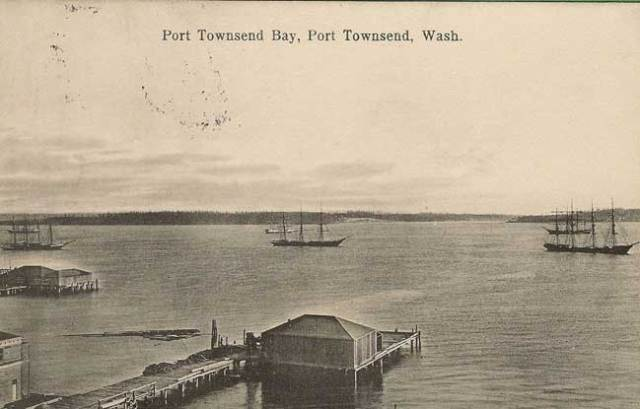 Postmark date 1908