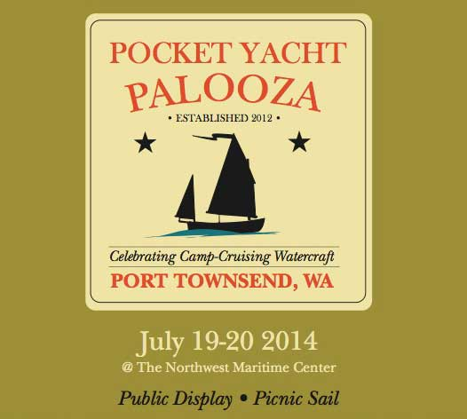 Pocket Yacht Palooza, NW Maritime Center, July 19-20