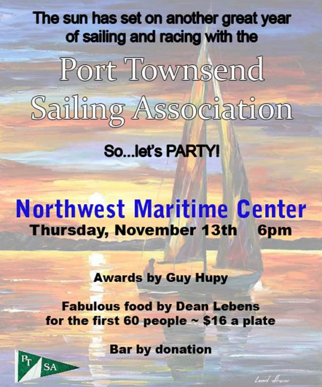 Year End Party, Thursday, November 13th