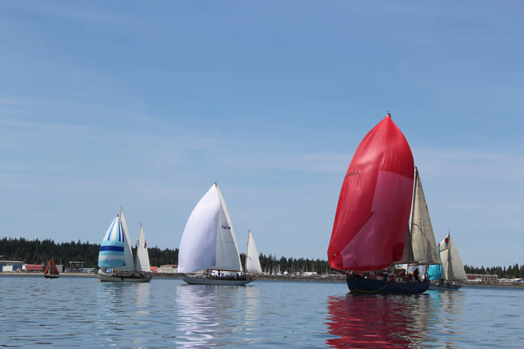 light-air-spinnaker-sailing