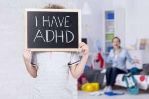 raising kids with ADHD