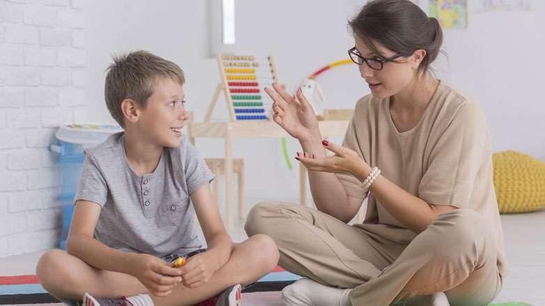 Speech Language Pathologist ADHD