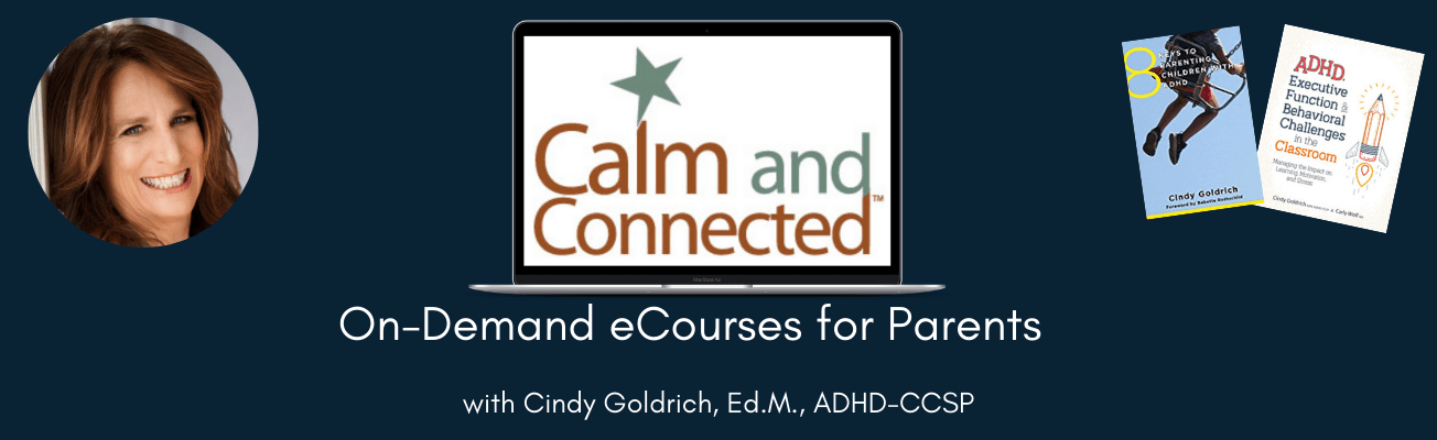 Calm and Connected eCourse