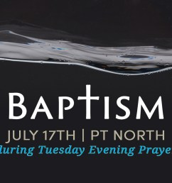 diagram of water baptism [ 1920 x 1080 Pixel ]