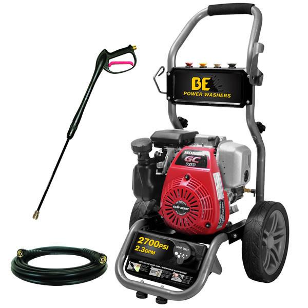 BE PRESSURE SUPPLY  - PRESSURE WASHERS AND COMPRESSORS