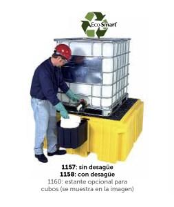 Ultra-IBC Spill Pallet Plus®