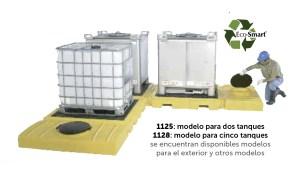 Ultra-Modular IBC Spill Pallets®