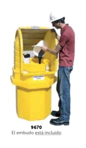 Ultra-Paint Waste Collection Center®