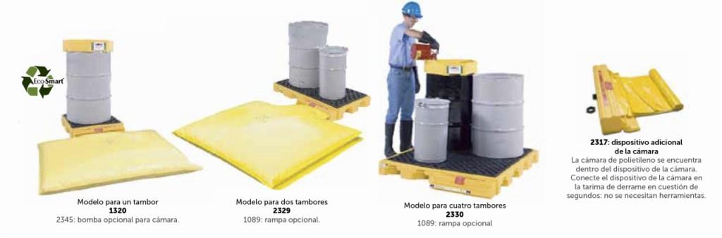 Ultra-Spill Deck Bladder System®