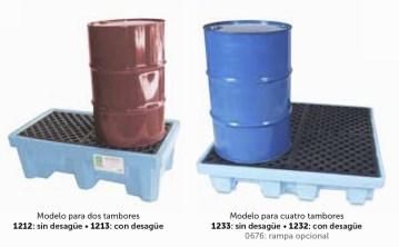Ultra-Spill Pallet, Fluorinated®