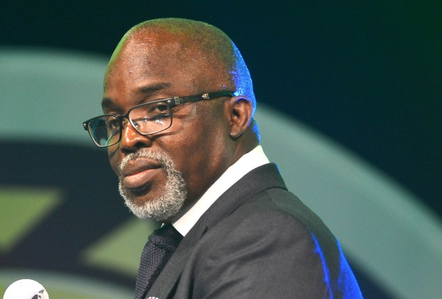 BREAKING: Buhari orders prosecution of Pinnick over NFF multi-billion alleged fraud
