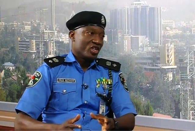 BREAKING: Jimoh Moshood removed as police names new FPRO