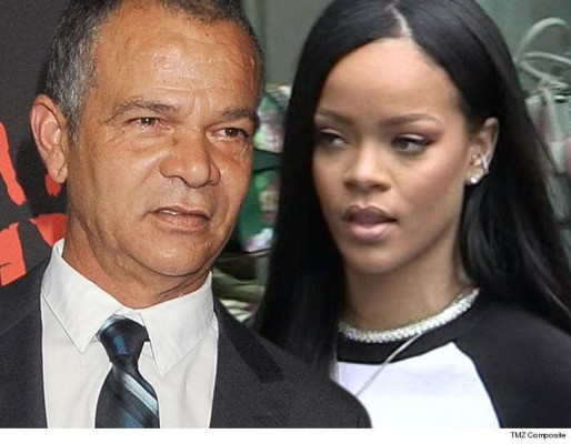 Rihanna sues own father for 'stealing Fenty brand name'