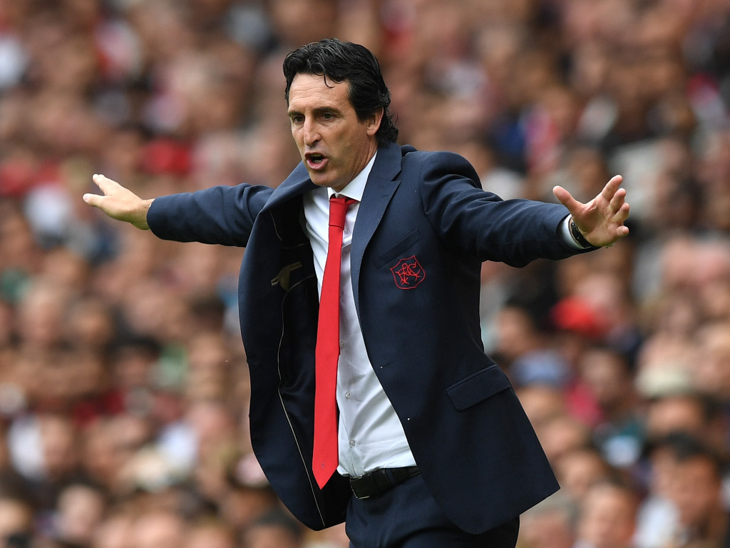 Arsenal may seek loan deals in January, says Emery