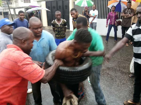 Mob lynches man for allegedly harvesting faeces in Ekiti