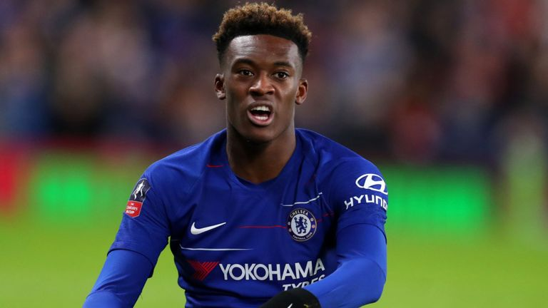 Callum Hudson-Odoi's transfer request rejected by Chelsea