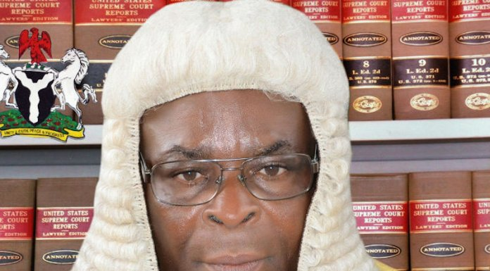 Justice Onnoghen: CCT grants suspended CJN bail as he pleads not guilty to charges