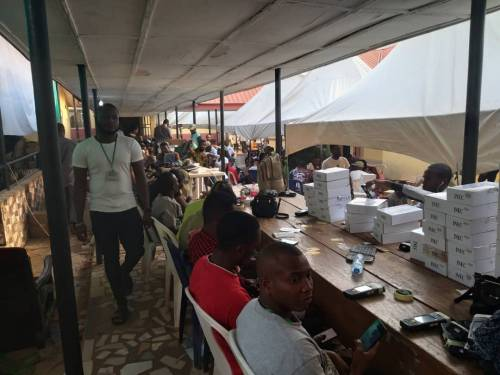 INEC Replaces Burnt Card Readers For 14 LGAs In Anambra