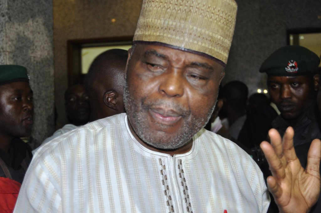 BREAKING: Raymond Dokpesi arrested at Abuja Airport