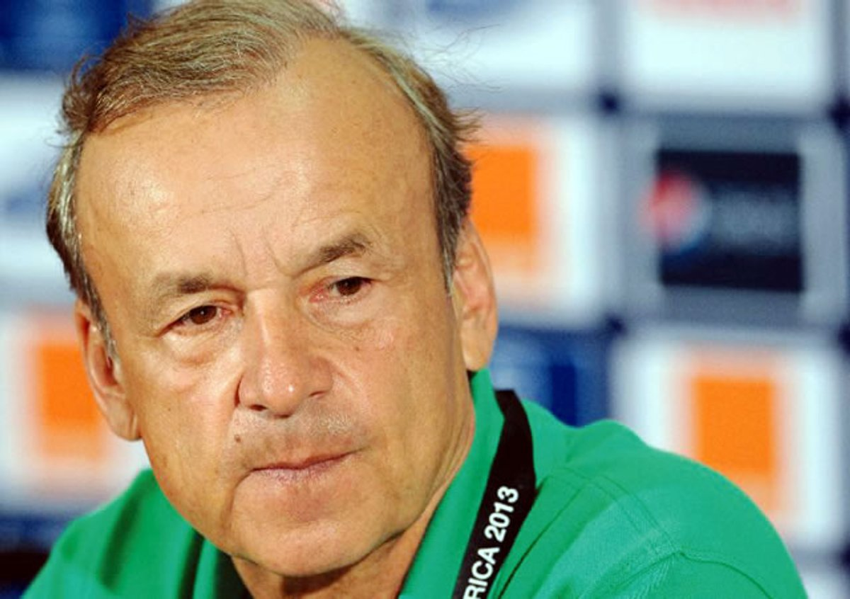 Rohr rules out new players from AFCON squad