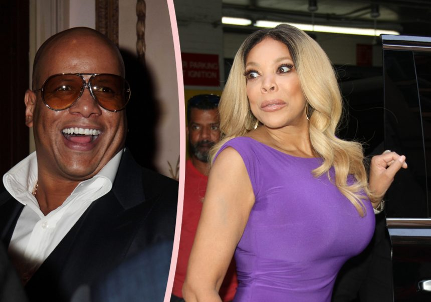 Wendy Williams has finally filed for a divorce!