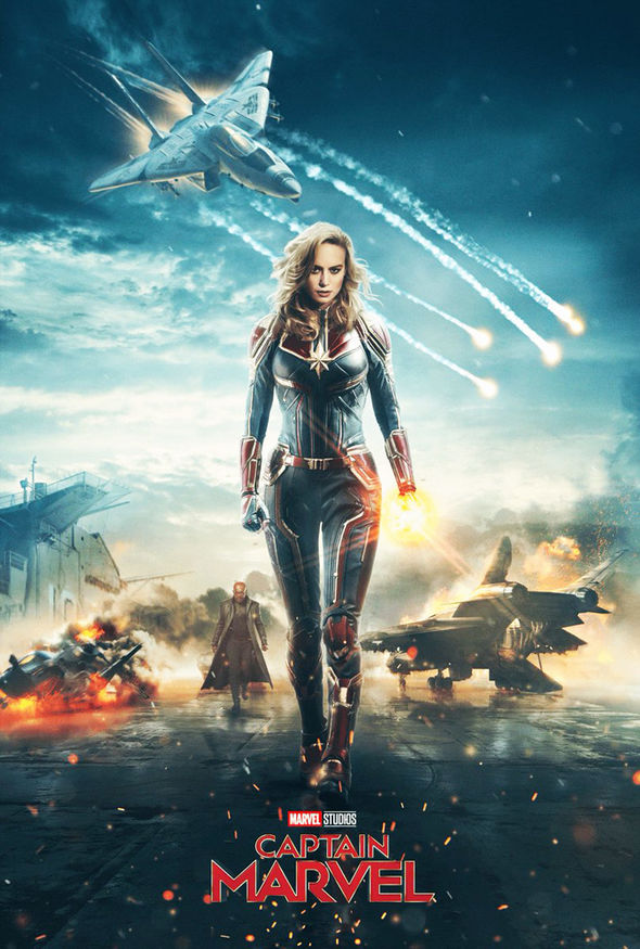 """Captain Marvel"" becomes the first movie to gross $1bn worldwide in 2019"