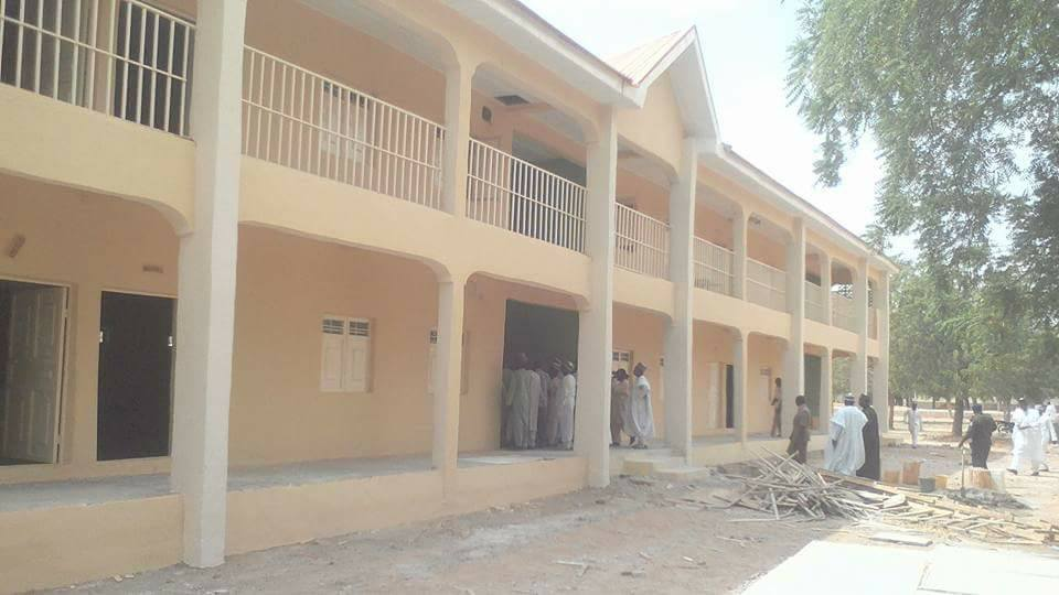 Police confirm abduction of 5 persons at girls' school in Zamfara