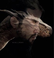 """""""Dragon and Lamb"""" by @carly_treinen"""